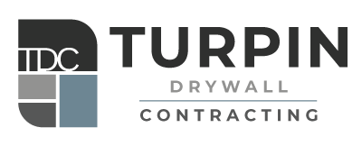 Turpin Drywall Construction Logo